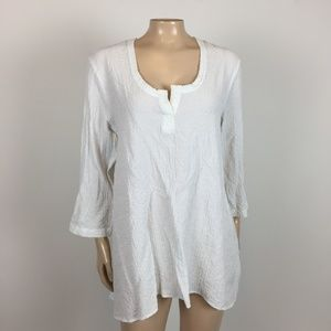 Habitat Clothes to live in Women's Shirt Small A17